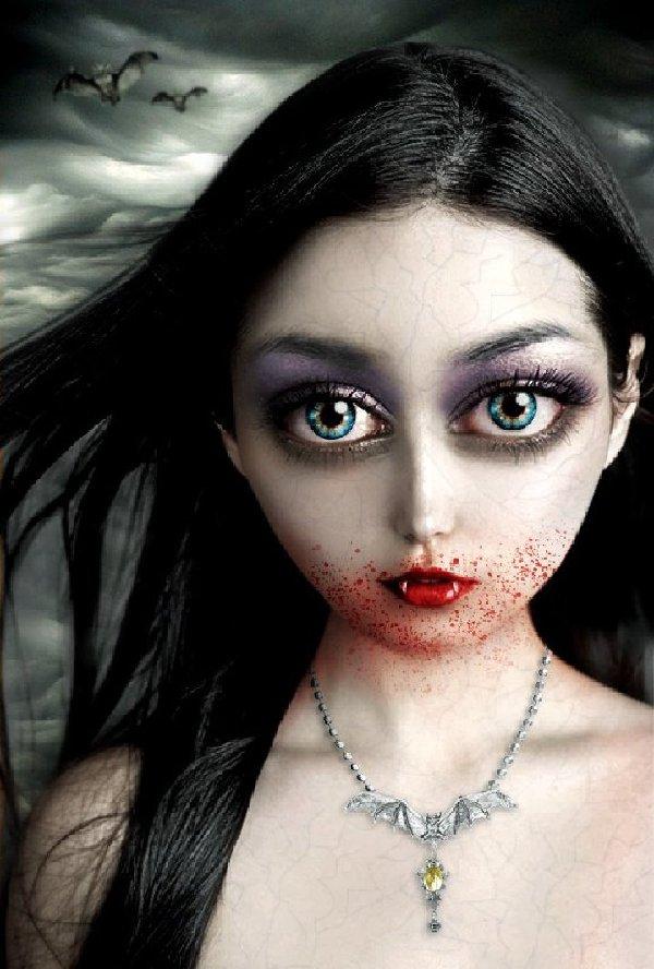 Bloedende ogen