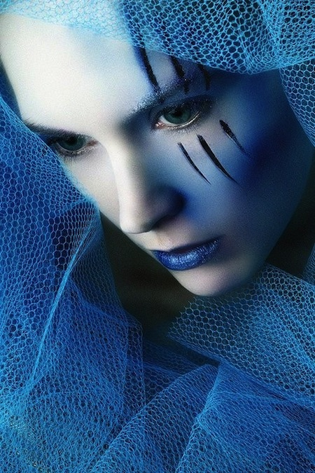 Blue mystics